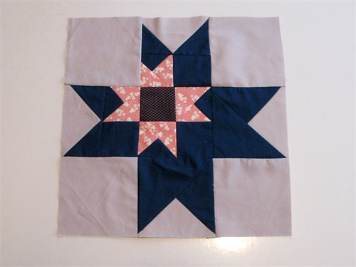 Sampler block #30, Pat's Star | by run amok