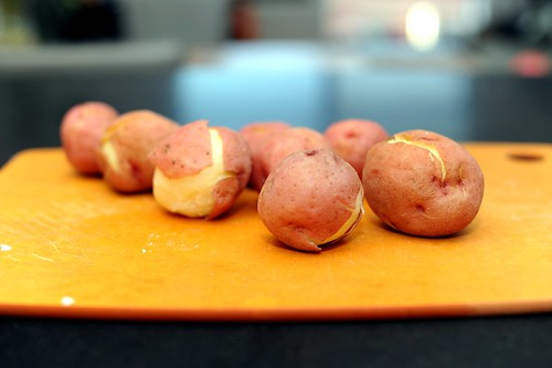 happy, red potatoes | by sassyradish
