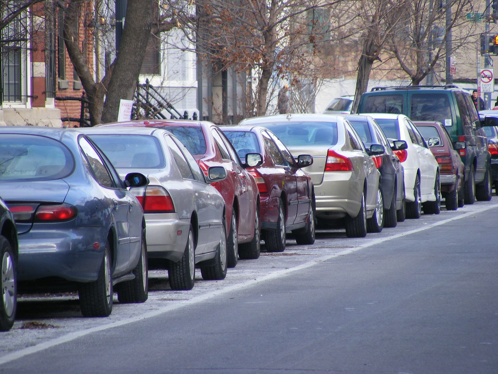 Parked Cars | DDOT DC | Flickr