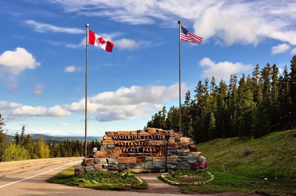 US - Canadian Border