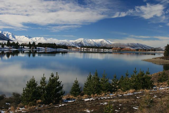 Ashburton New Zealand  city pictures gallery : Lake Camp Ashburton Lakes region Canterbury New Zealand | Flickr ...