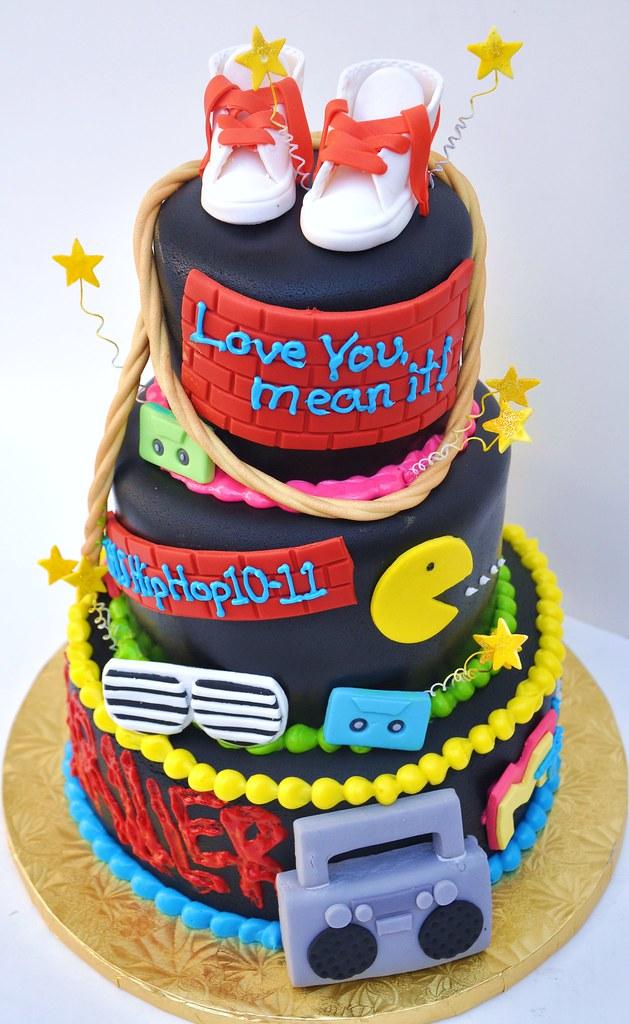 Cake Raised Up