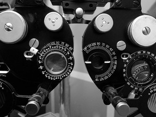 Other side of the eye exam | by schrierc