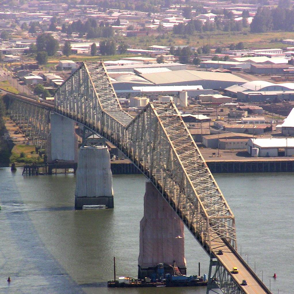 SR 433 - Lewis and Clark Bridge Painter - Phase 2 | The SR ...
