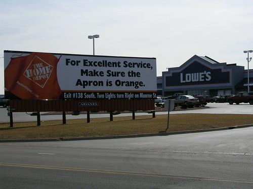 final report home depot vs lowes Then the slow downfall of the home depot lowe's swept in with cleaner aisles, better lighting, more appliances, and in general a better atmosphere.
