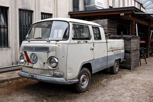 Volkswagen t2 volkswagen t2 venduto ad un carrozziere for Costi carrozziere