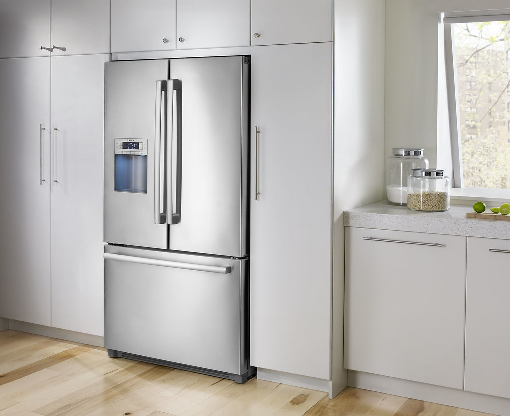 bosch french door fridge with vitafresh bosch s new french flickr. Black Bedroom Furniture Sets. Home Design Ideas