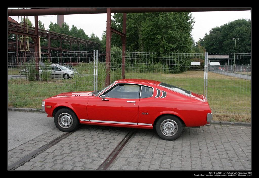 1976 Toyota Celica Liftback 2000GT TA23/RA28 (04) | The ...