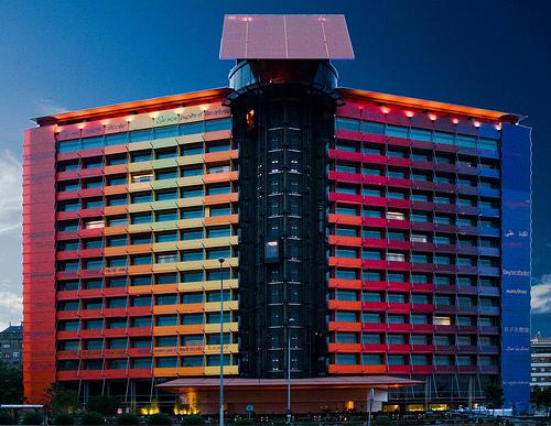 Hotel Silken Puerta America hotel silken puerta america, madrid, spain | copyright © jos… | flickr