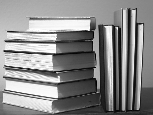 199/365 Book Study in Black and White | Taken for a ...