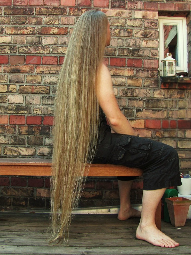 Very Long Hair Hairfreaky My Very Long Hair Summer