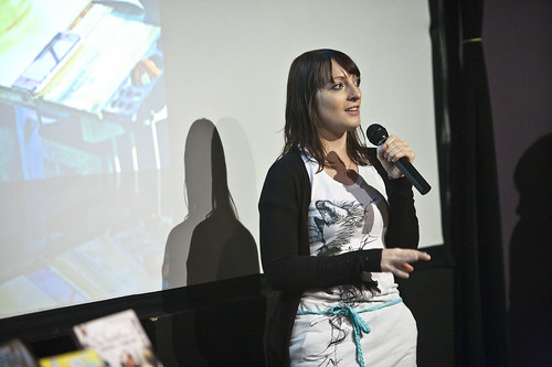 Comic Book and Manga Artist Camilla d'Errico visits VFS | by vancouverfilmschool