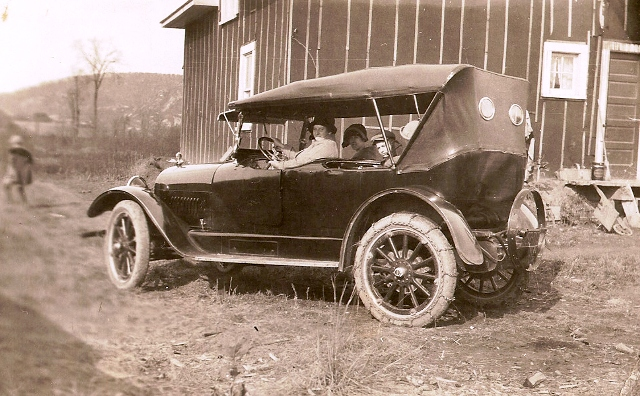 1920 Chevrolet D5 V8 Quot Baby Grand Quot Touring Photograph