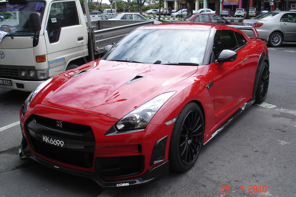 Nissan >> Switzer P800 Tommy Kaira Nissan GTR35 | Michael | Flickr