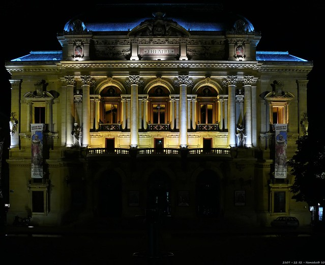 Lyon france theater of celestins flickr photo sharing - Home cinema lyon ...