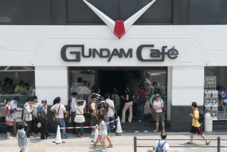 GUNDAM Cafe | by torugatoru