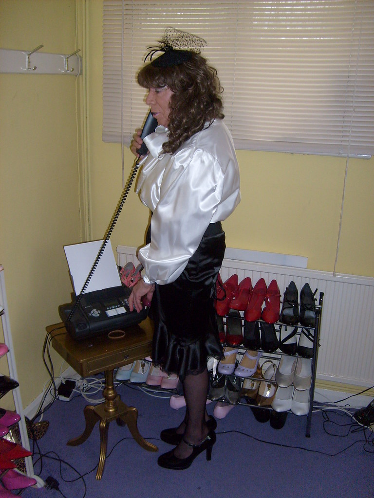 Sissy training with femdom mistress tangent - 3 part 7