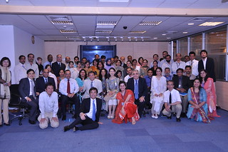 UNDP GWA with UNDP staff | by UNDP Pakistan