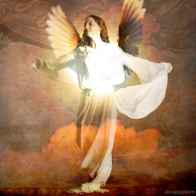 there is always an angel around you | Flickr - Photo Sharing!