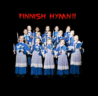 Finnish Hymn | by Olly Moss