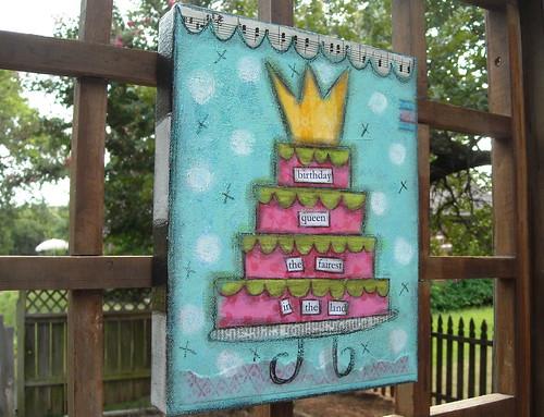 The Cake Artist Gina Vaccarino : Birthday Cake #3 gina mckinnis Flickr