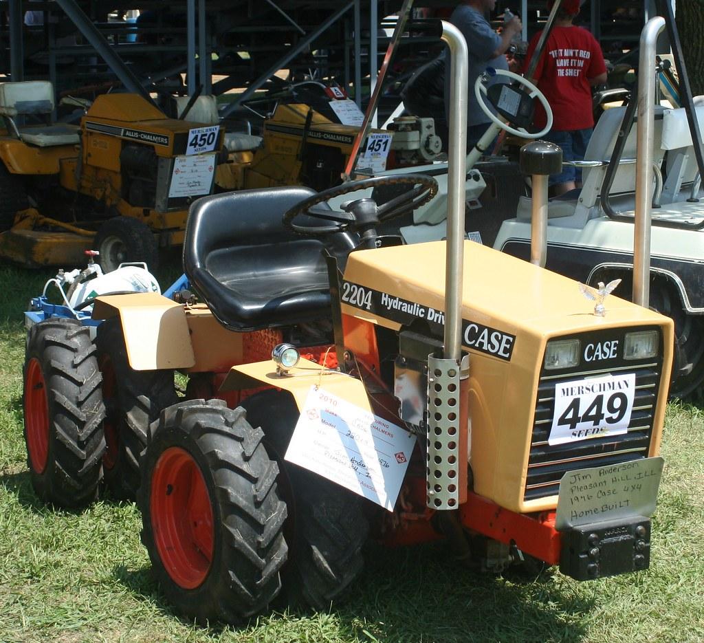 Garden Tractor Custom Truck : Custom made garden tractor heavy duty