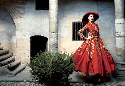 "Penelope Cruz in Dior Haute Couture by John Galliano - ""Ma ... Penelope Cruz"
