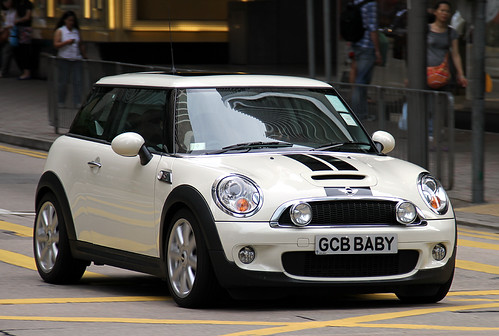Mini | Cooper | GCB BABY | Central District | Hong Kong | China | by Christian Junker | Photography