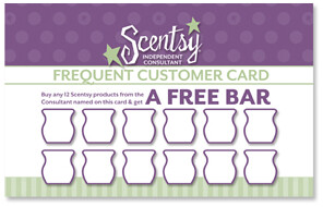Pretty Customer Loyalty Card Template Free Images Gallery >> Free ...