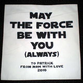 Title Block for Star Wars Duvet | by xperimentl