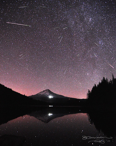 Perseid Meteor Shower | by Gary Randall