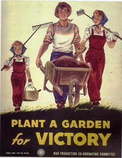 'Victory Garden' Poster from The National Museum of American History, WW2 | by tortuga2010