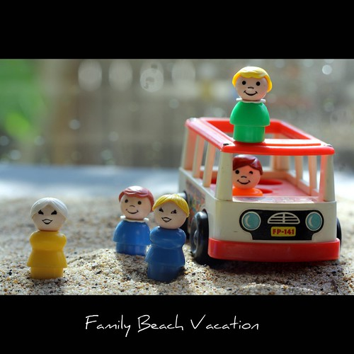 Fisher Price Beach Vacation Mobile Home