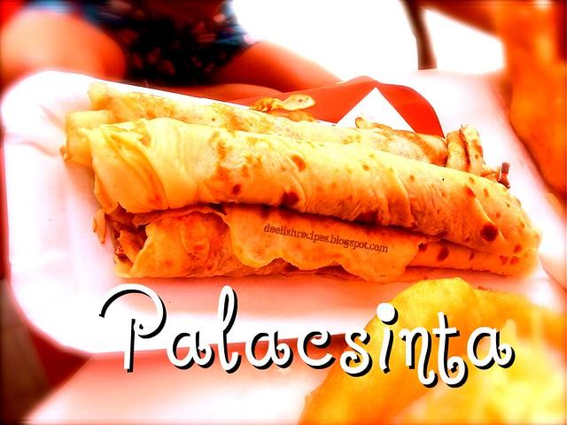 Palacsinta (Hungarian) Pancakes
