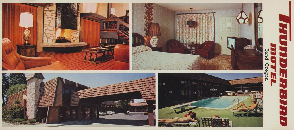 Thunderbird Motel - Bend, Oregon