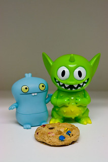 Uglyworld #741 - The Welcome Cookie (235-365) | by www.bazpics.com