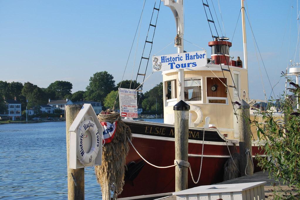 Harbor Tours In Mystic Connecticut