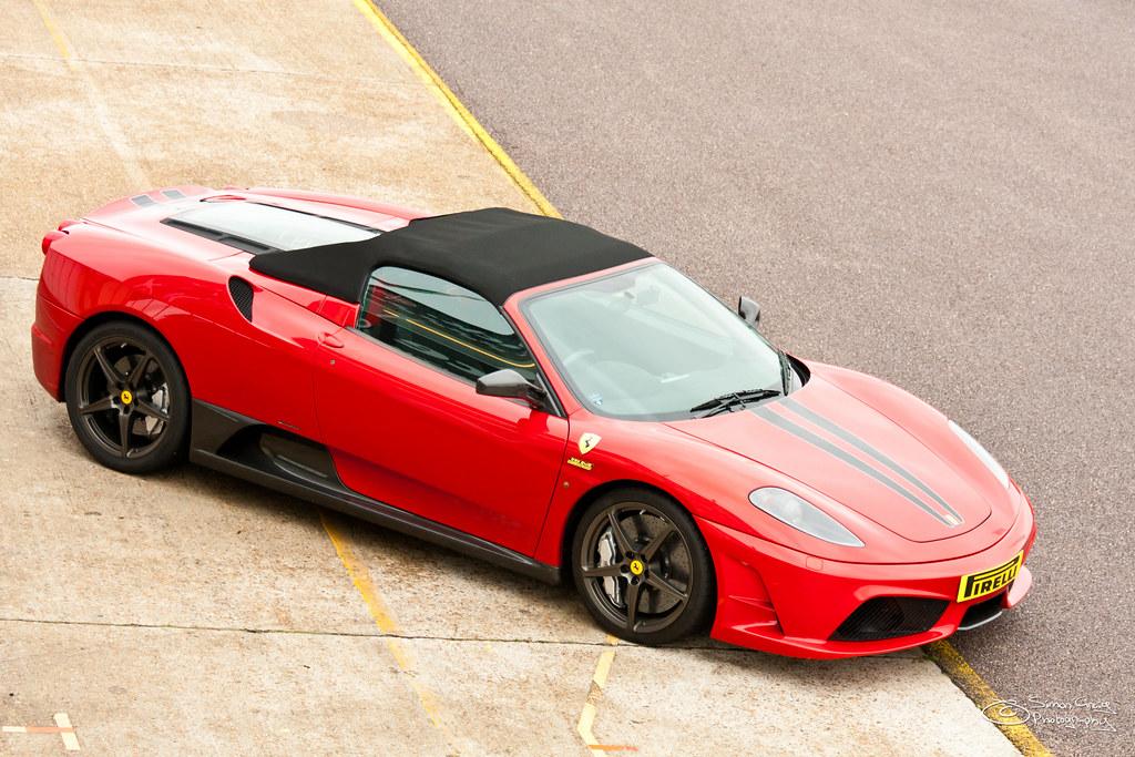 2009 Ferrari F430 Scuderia Spider 16m Simon Greig Flickr