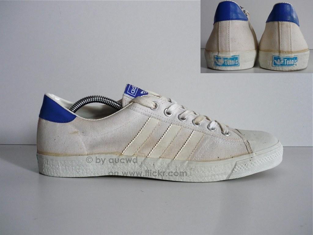 Vintage Tennis Shoe 45
