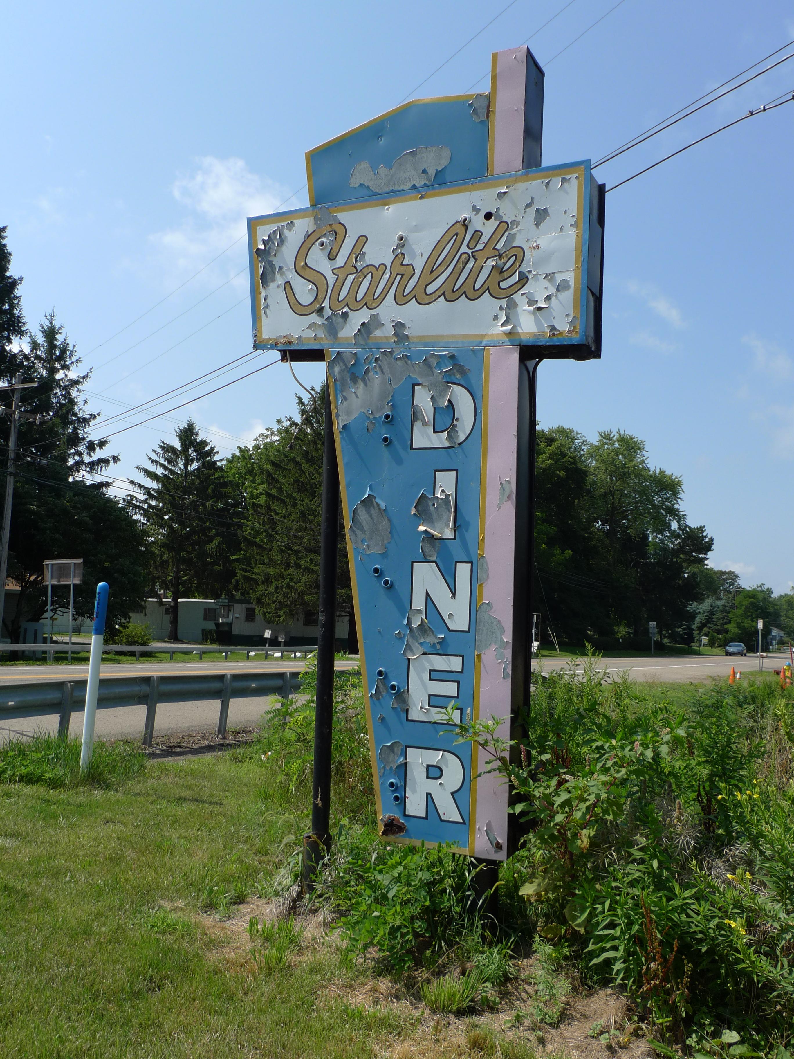 Starlite Diner - Westfield, New York U.S.A. - August 5, 2010