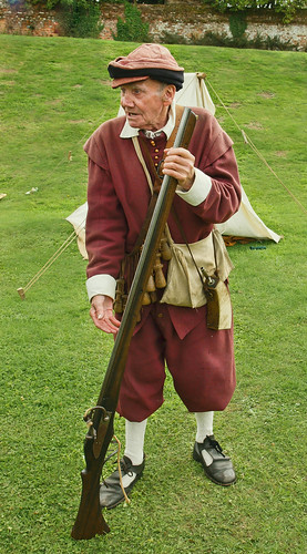 A Veteran Of The Sealed Knot An English Civil War Re Enac