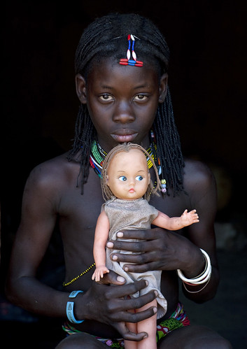 The Muhacaona doll - Angola | by Eric Lafforgue