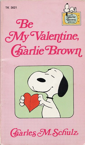 Be My Valentine, Charlie Brown | by Calsidyrose