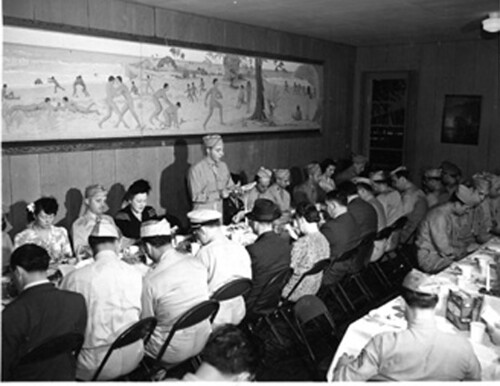 U.S. Army Passover Seder, Hawaii | by Center for Jewish History, NYC