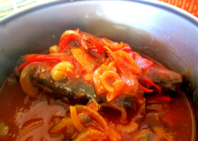 Sardines, cooked 2