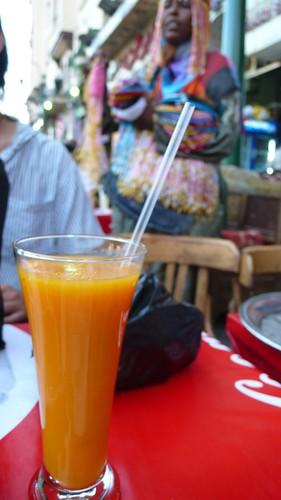 很濃很好喝的芒果汁