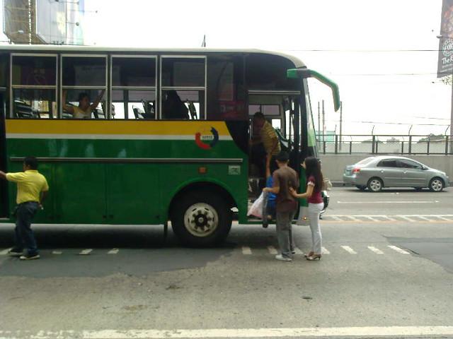 Malinta Exit Bus Buses Via Malinta Exit