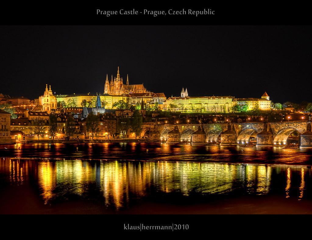 Prague Castle Czech Republic Map Prague Castle Prague Czech