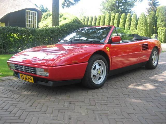 ferrari mondial 3 4 t cabriolet willem s knol flickr. Black Bedroom Furniture Sets. Home Design Ideas