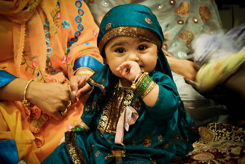 pakistani baby | by Amina Seyal